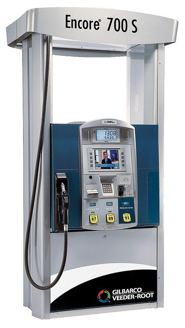 Gilbarco Encore 700 S Fuel & Gas Dispensers