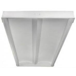 LSI SLI Indoor LED Side Light Recessed Troffer