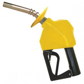 OPW 11BP Automatic Nozzle shown